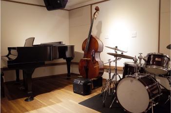 JAZZ用スタジオ