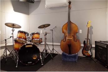 JAZZ・POPS用スタジオ